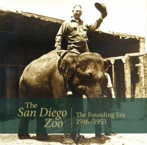 <strong>The San Diego Zoo, The Founding Era 1916-1953</strong>, Lynda Rutledge Stephenson, The Zoological Society of San Diego, San Diego, 2015