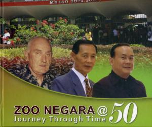 <strong>Zoo Negara @50, Journey Through Time</strong>, Dr. Mohamad Ngah