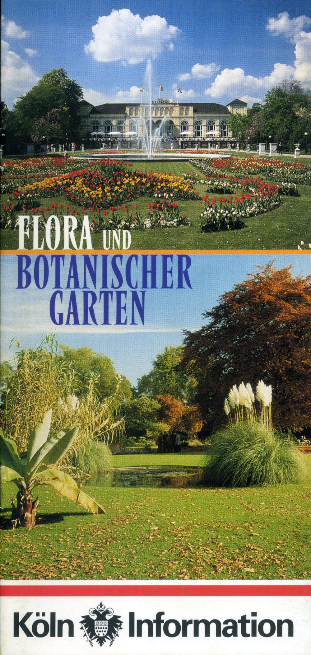 Les Zoos dans le Monde - Flora und Botanischer Garten