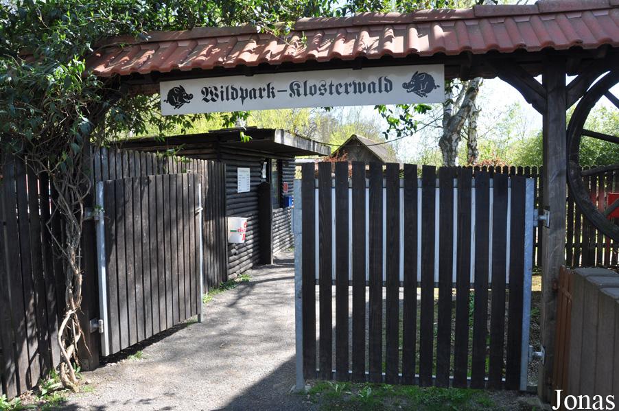 Wildpark Klosterwald Lich