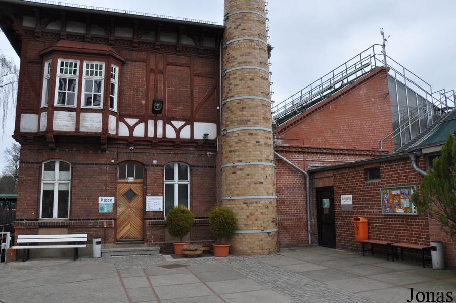 Les Zoos Dans Le Monde Gruson Gewachshauser Magdeburg