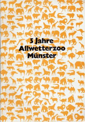 <strong>5 Jahre Allwetterzoo Münster</strong>