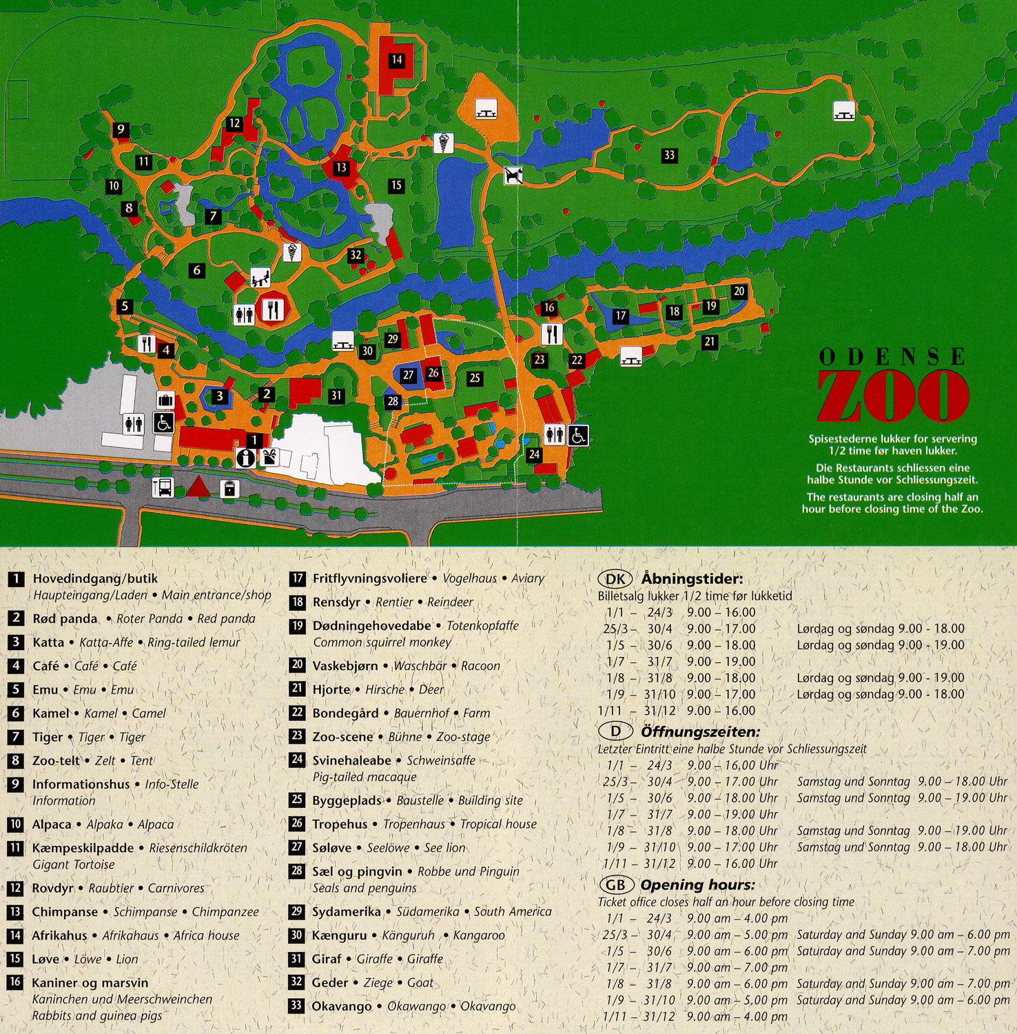 søger fisse zoo map odense