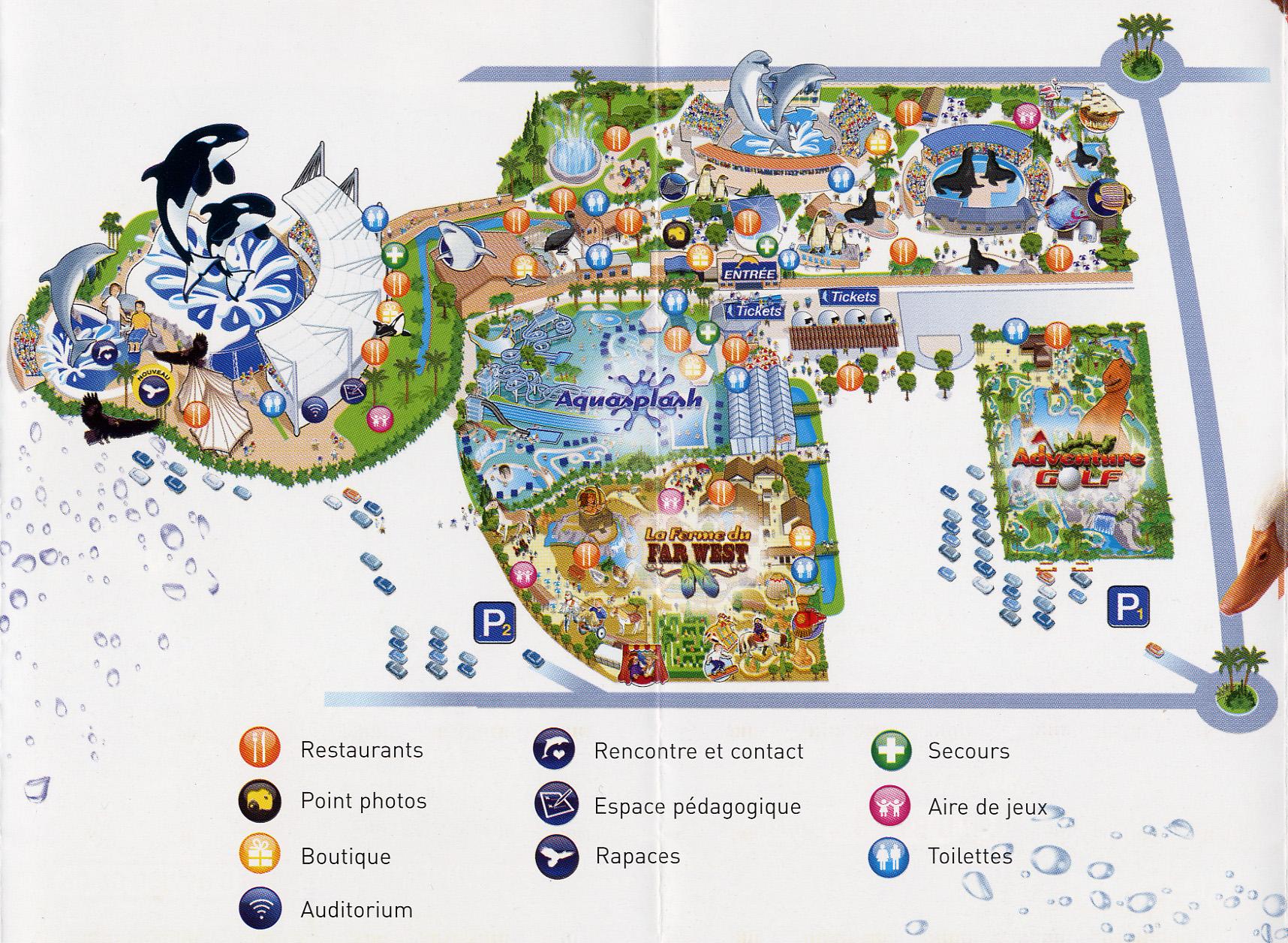 [Images] Ancien plan de Marineland Antibes_plan_2007