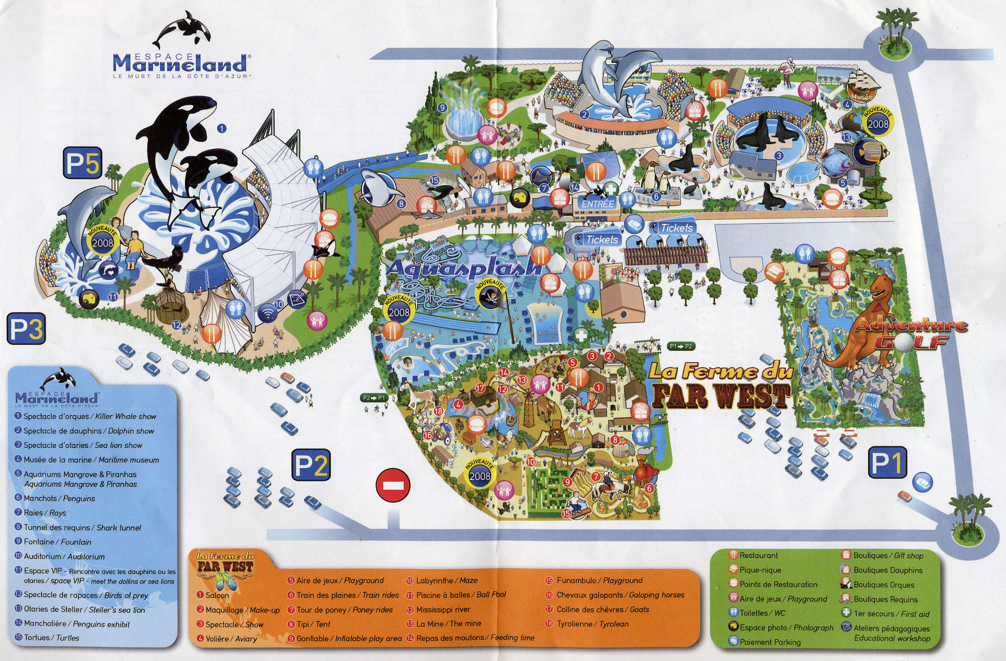 [Images] Ancien plan de Marineland Antibes_plan_2008
