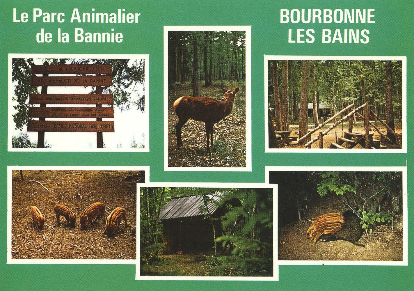 Les zoos dans le monde parc animalier de la bannie for Parc animalier dans les yvelines
