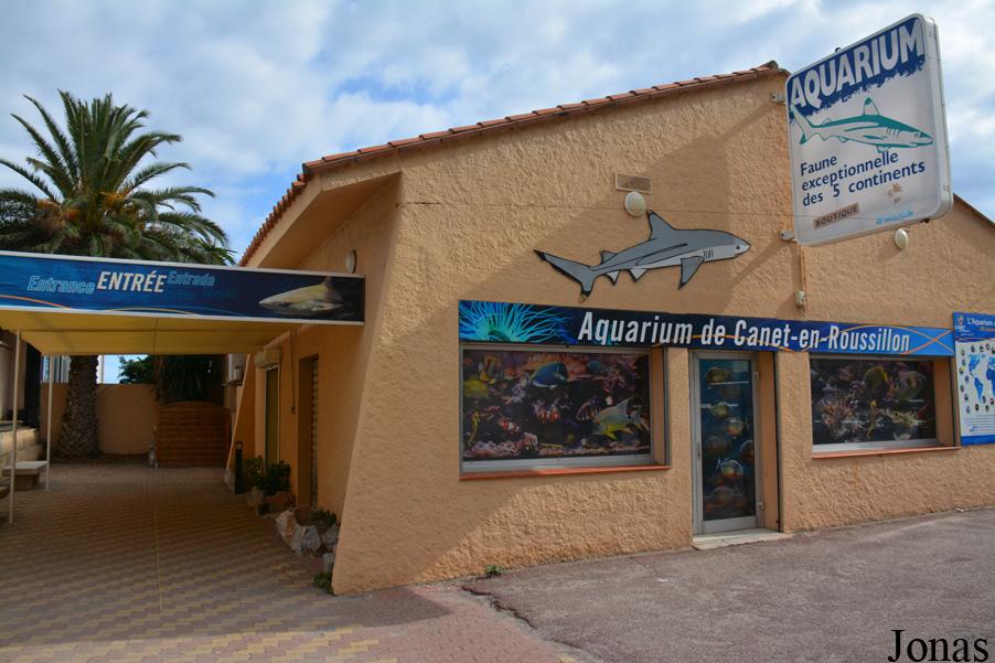 les zoos dans le monde aquarium de canet en roussillon