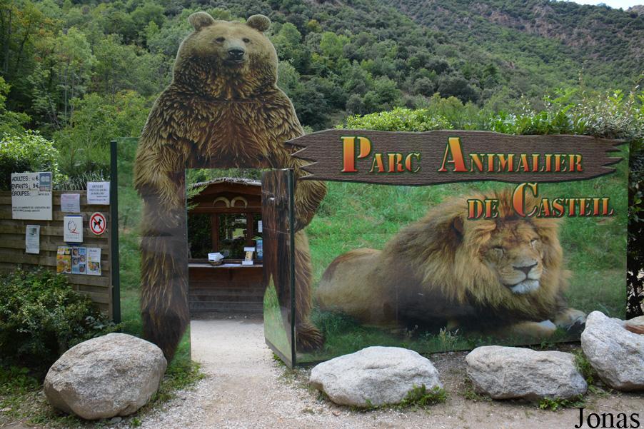Les zoos dans le monde parc animalier de casteil for Zoo haute touche