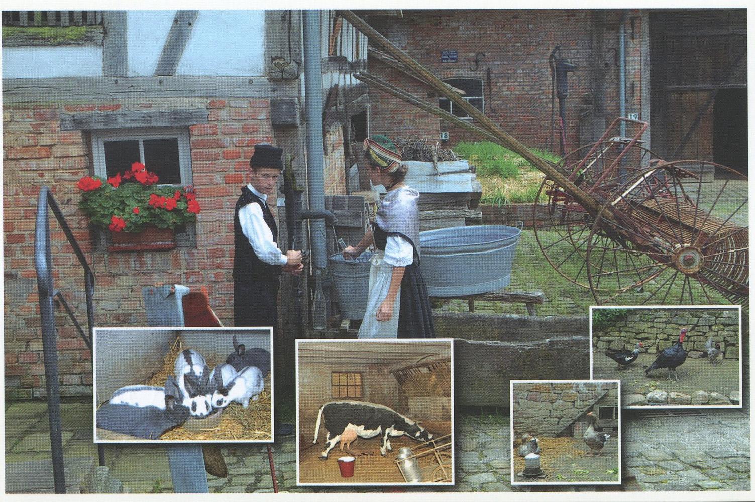 Les zoos dans le monde maison rurale de l 39 outre for t for Maison du monde site officiel