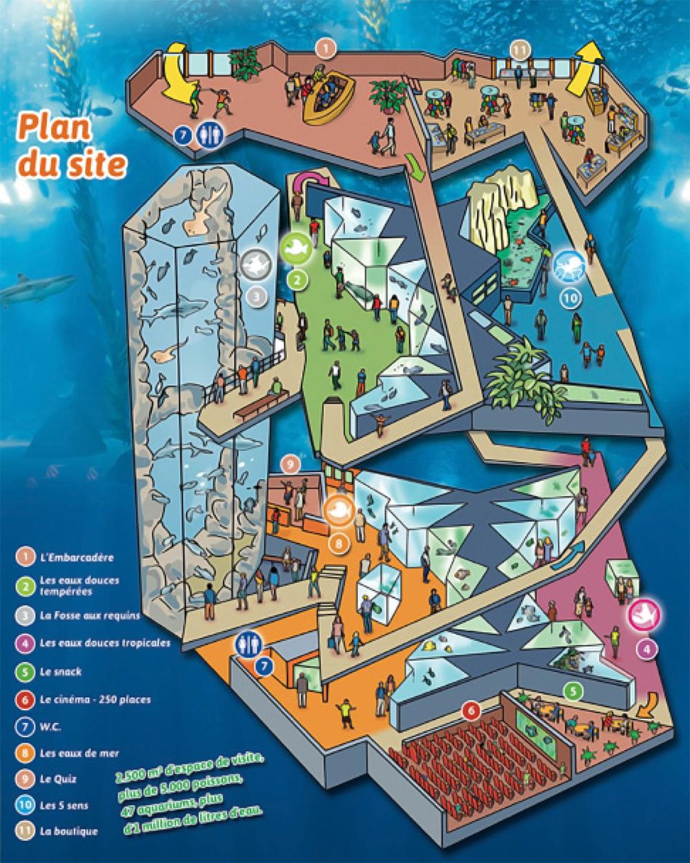 les zoos dans le monde aquarium de lyon