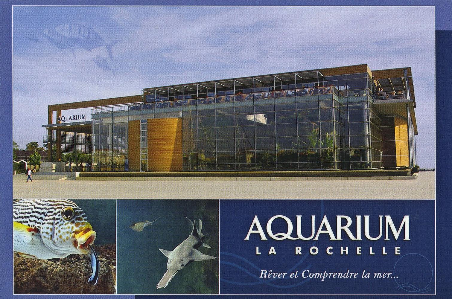 Les Zoos dans le Monde - Aquarium de La Rochelle