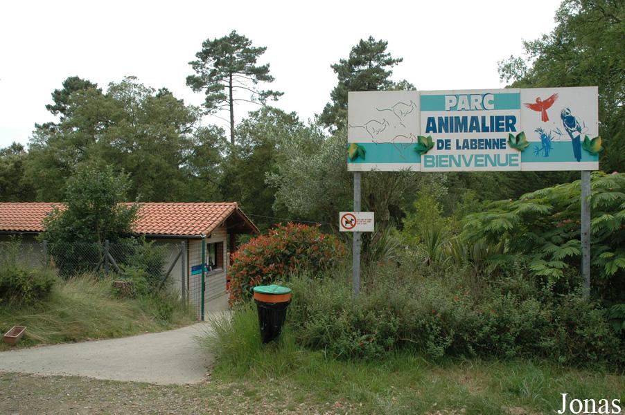 Les zoos dans le monde zoo de labenne for Parc animalier dans les yvelines