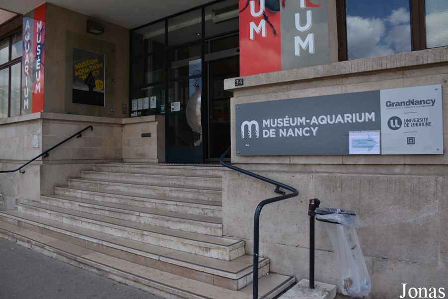 les zoos dans le monde mus 233 um aquarium de nancy