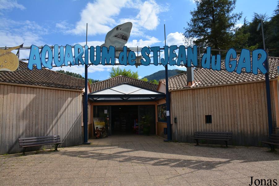 les zoos dans le monde aquarium de st jean du gard