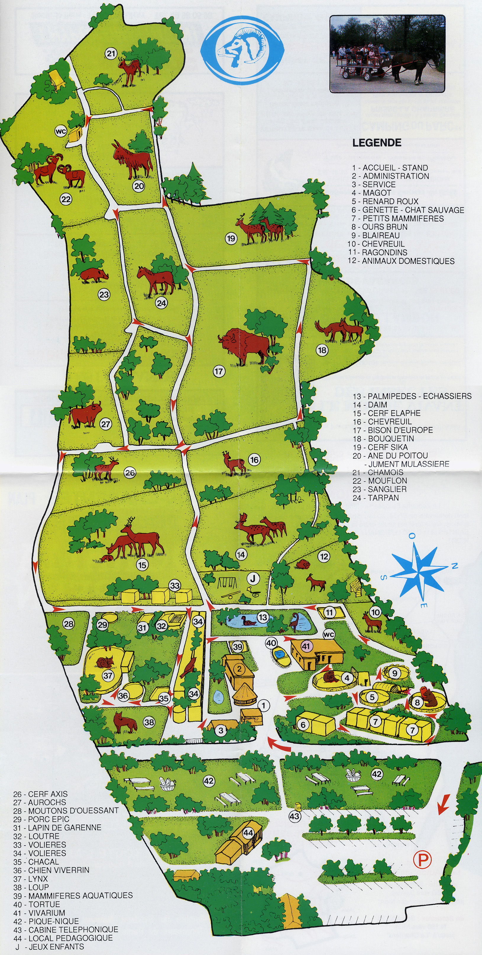 Map Of Zoos In France.Index Of Zoos Europe France Villiers Bois Maps