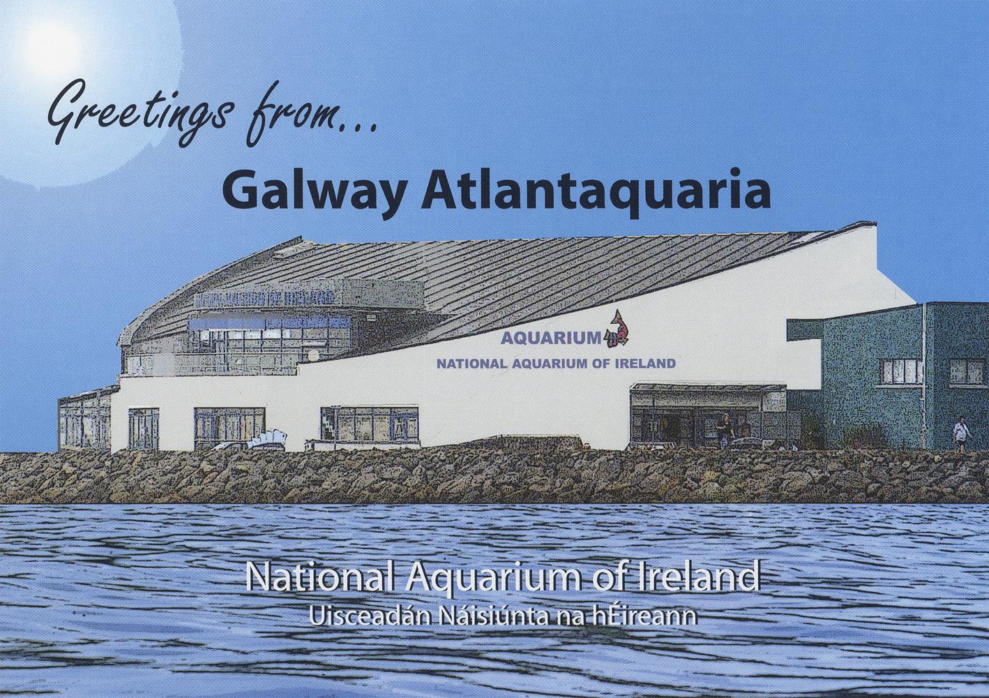 Les Zoos dans le Monde - Galway Atlantaquaria