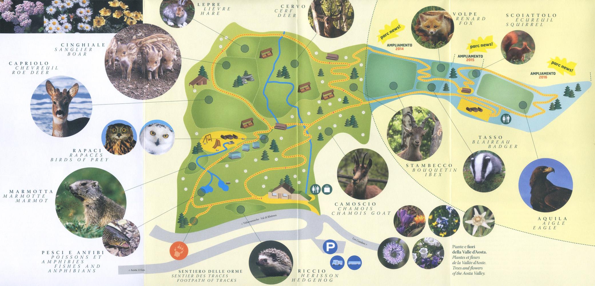 Les zoos dans le monde parc animalier d 39 introd for Parc animalier dans les yvelines