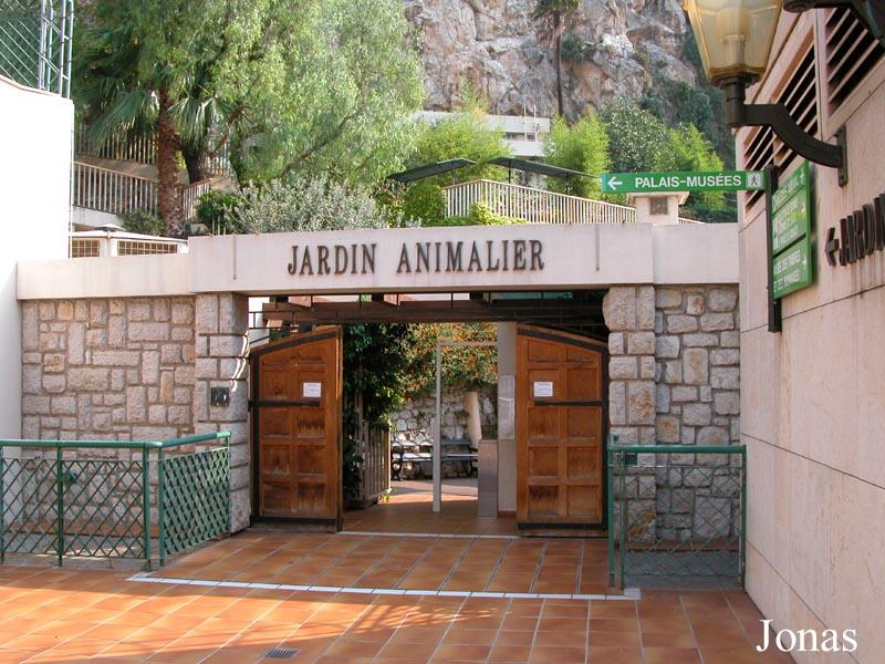 Les zoos dans le monde jardin animalier de monaco for Jardin animalier monaco