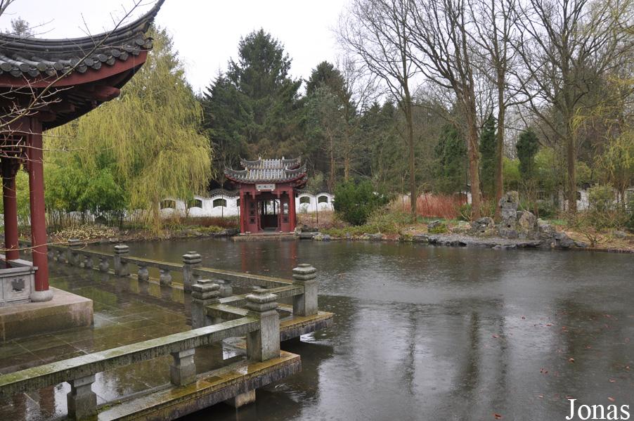Les zoos dans le monde hortus haren for Jardin chinois