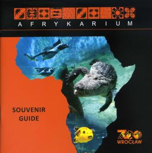 Guide 2017 - Afrykarium - Edition anglaise
