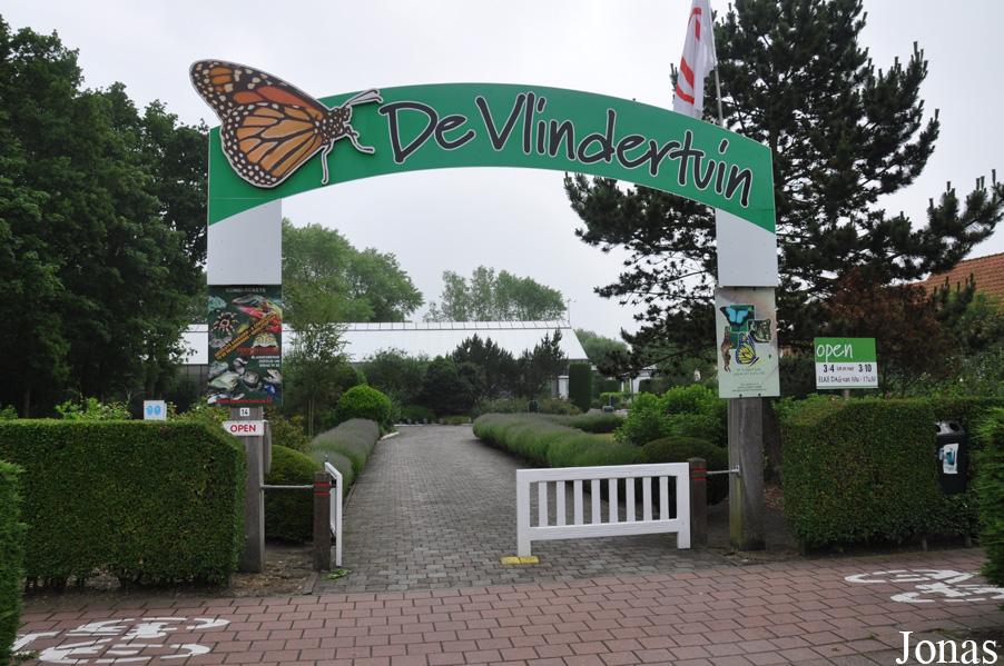 Les zoos dans le monde de vlindertuin jardin des papillons for Le jardin knokke