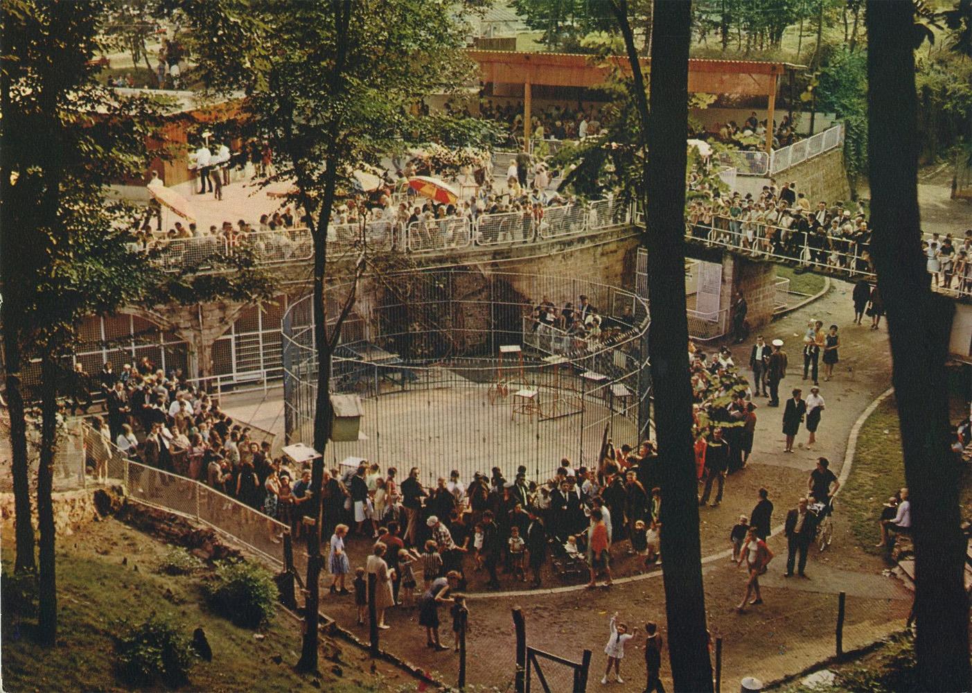 Les Zoos dans le Monde - Zoo de Vendeuil
